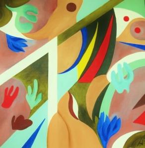 Composition 50. 2016. Daphne Mason