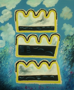 Expatratriate series 6. 1983 . Daphne Mason